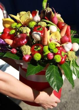 Box Vegetable