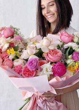 Florist surprise