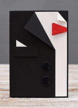 Handmade cards for men