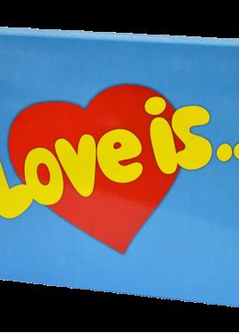 Chocolate  Love is