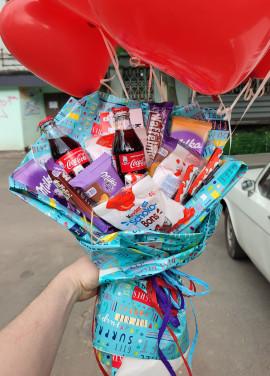 Coca Cola sweet bouquet