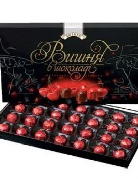 Вишня в шоколаде, 175 г.