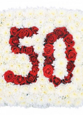 Numbers for Birthday or Anniversary